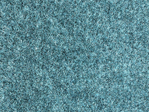 Jaipur Rugs Rug101773 Shag Solid Pattern Polyester Blue