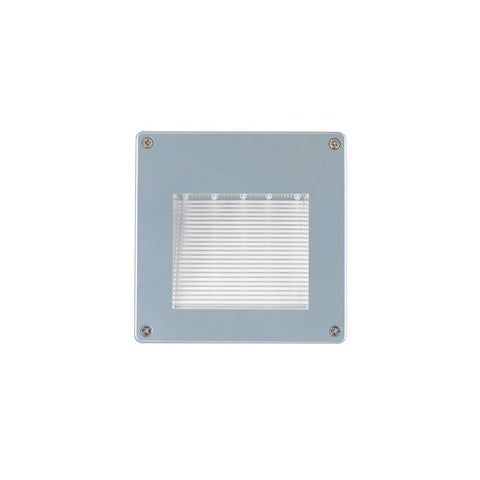 Jesco Lighting HG-ST08L-12V-60 LED Recessed Wall Aisle and Step Lights - Peazz.com