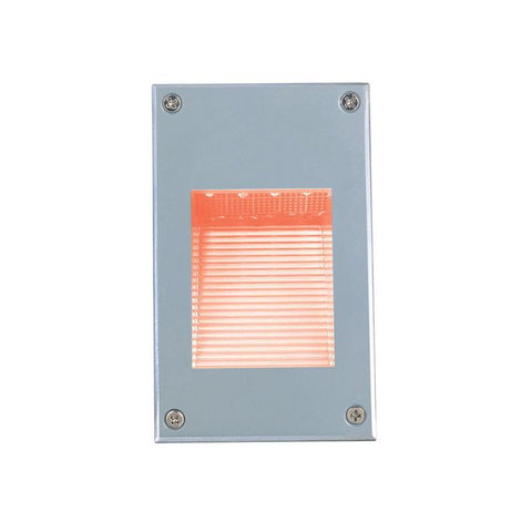 Jesco Lighting HG-ST08M-12V-R LED Recessed Wall Aisle and Step Lights - Peazz.com