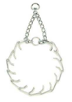 "C Herm Sprenger Pinch Collar 20"" X 3.25mm Lg - Peazz.com"
