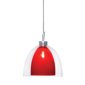 Jesco Lighting QAP215-RD/CH QAP215-LINA Quick Adapt-Low Voltage Pendant - Peazz.com