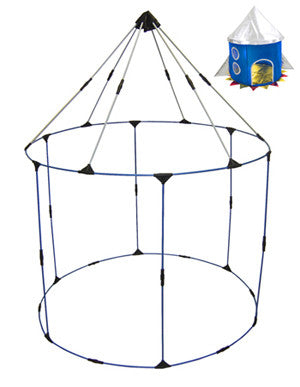 Bazoongi  RP-RKT Rocket Play Structure Replacement Poles - Peazz.com
