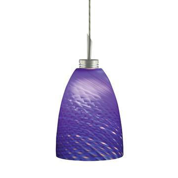 Jesco Lighting QAP220-BU/CH QAP220-GOBLET Quick Adapt-Low Voltage Pendant - Peazz.com