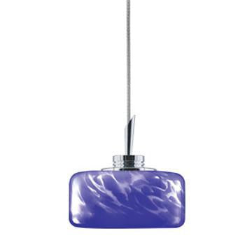 Jesco Lighting QAP229-BF/SN QAP229-ELAINE Quick Adapt-Low Voltage Pendant - Peazz.com