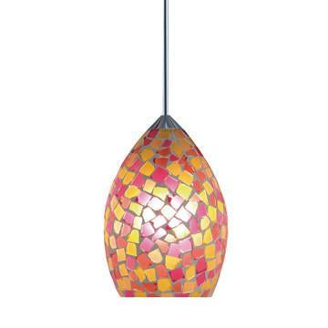 Jesco Lighting QAP232-PKYW/CH QAP232-MOZ Quick Adapt-Low Voltage Pendant - Peazz.com