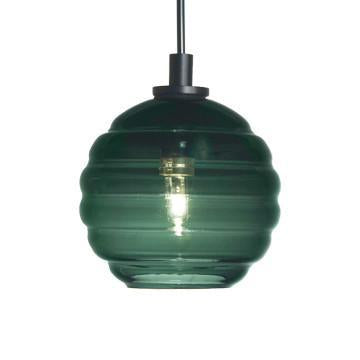 Jesco Lighting QAP753-SM/SN Quick adapt low voltage pendants-Beehave Large-Hand-blown - Peazz.com
