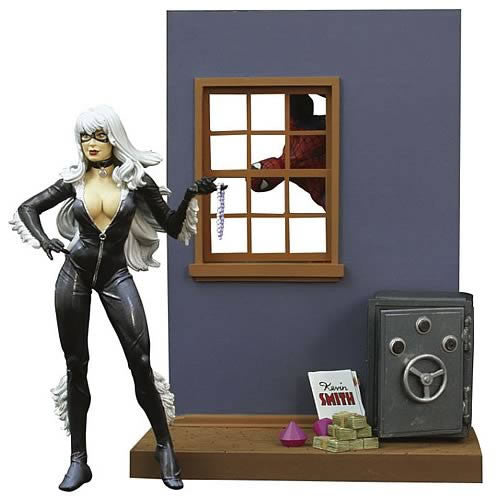 Dc Collectibles DC107669 Marvel Select Figure - Black Cat BBC-DC107669