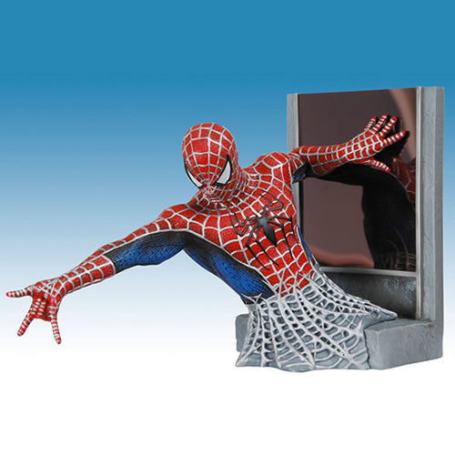 Gentle Giant Studios DC213711 Spiderman 3 Mini Bust - Spiderman