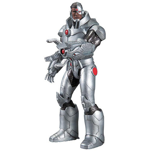 Dc Collectibles DC308487 Justice League New 52 Figure - Cyborg