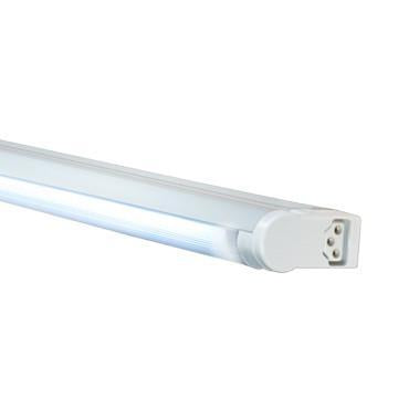 Jesco Lighting SG5A-8/64-WH 3-Wire Grounded; Adjustable T5 Sleek Plus-Fluorescent Undercabinet Fixture - Peazz.com