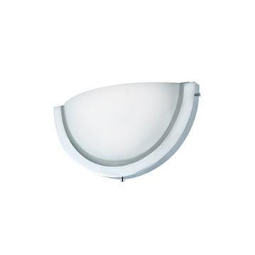 Jesco Lighting WS323S-CFL The Half Moon I is a perfect compliment to the Moonlight - Peazz.com