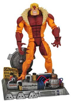Dc Collectibles DC719916 Marvel Select Figure - Sabretooth BBC-DC719916