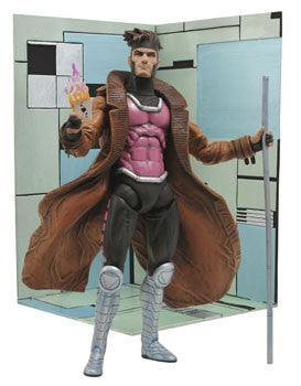 Dc Collectibles DC720936 Marvel Select Figure - Gambit