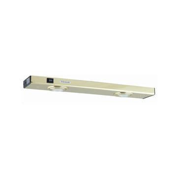 Jesco Lighting XM218-PB 2-Light Xenon Minuet Light Strip - Peazz.com