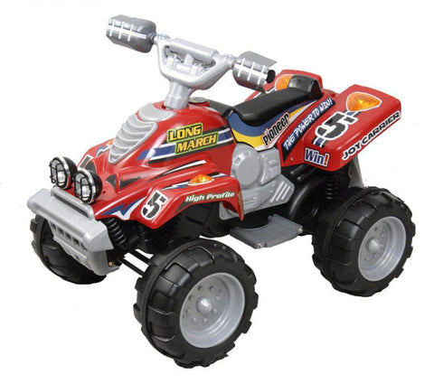 Kid's Racing Quad ATV - Peazz.com