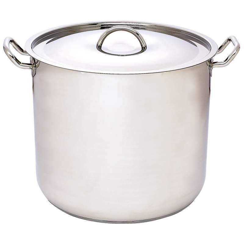 Precise Heat 65qt 12-Element Surgical Stainless Steel Stockpot BNF-KTSP65