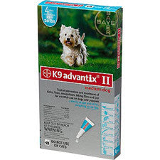 K9 Advantix II (Dogs 11-20 lbs) 6-Pack - Peazz.com