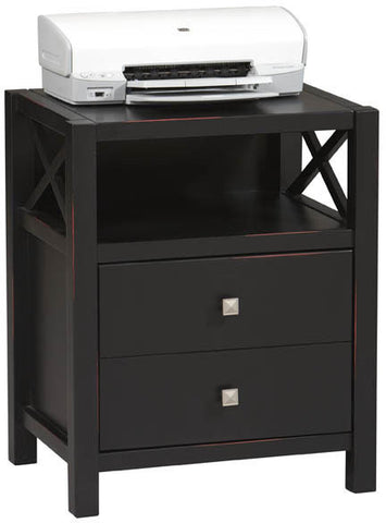 Anna Collection End Table - 86109C124-01-KD-U - Peazz.com