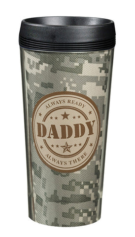 Lillian Rose 24CU420 Daddy Camouflage Cup - Peazz.com