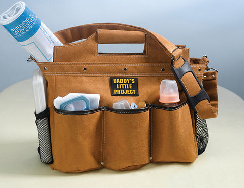 Lillian Rose 24DB472 Daddy Builder Diaper Bag - Peazz.com