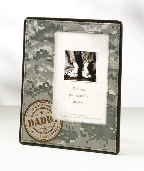 Lillian Rose 24FR420 Daddy Military Frame