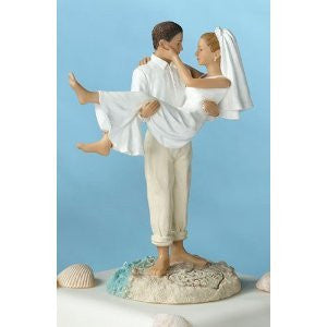 Lillian Rose F983 C Beach Wedding Figurine-Cauc LRO-F983-C