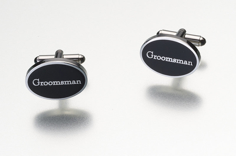 Lillian Rose JL500 GM Groomsman Cufflinks