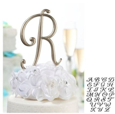 Lillian Rose MG540 G Gold Monogram - G