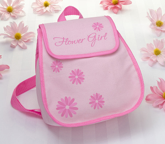 Lillian Rose TR675 FG Flower Girl Backpack