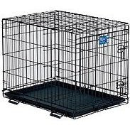 Midwest Life Stages Dog Crate Ls-1636 36L X 24W X 27H - Peazz.com