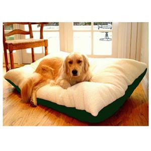 Majestic Pet Extra Large 42x60 Rectangle Pet Bed - Green - Peazz.com