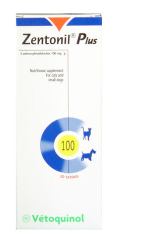Zentonil Plus 100, 30 Tablets - Peazz.com