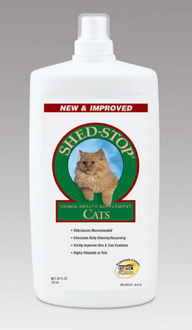 Shed-Stop Dietary, Cats/Kittens 24 oz - Peazz.com