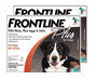 Frontline PLUS Dog 89-132 lb RED 12 pk - Peazz.com