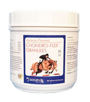 Chondro-Flex Granules For Horses, 960 gm (60 Scoops) - Peazz.com