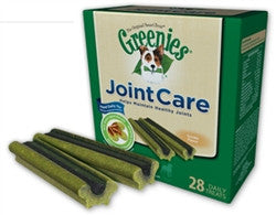 Greenies JointCare Canine Treats - Small-Medium, 28 Count - Peazz.com