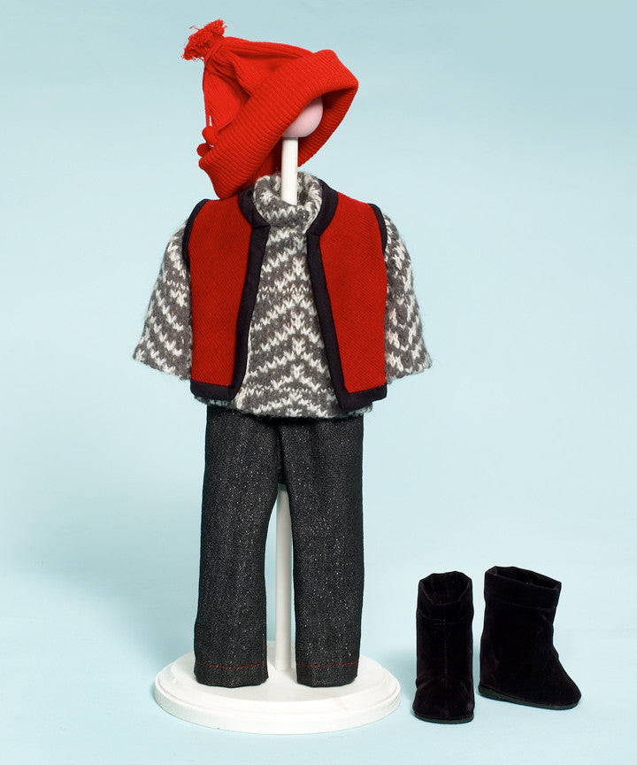 Madame Alexander Winter Chill Outfit for Favorite Friends Doll Outfit