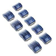 Andis Comb Set 9 Piece - Blue (12860) - Peazz.com