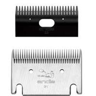 Andis Clipper Blade 31-23 Set - Black (70225) - Peazz.com