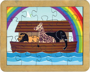 Maple Landmark 42102 Puzzle, Noah's Ark MLM-42102