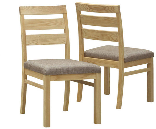 Monarch Specialties I 1795 Natural 35 Quot H Dining Chair