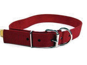 Heifer Collar Nylon Red 1 3-4 X 40 Inc (Dcc 40Rd) - Peazz.com