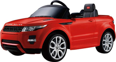 Vroom Rider VR81400-RED Range Rover Rastar 12V - Battery Operated/Remote Controlled (Red) - Peazz.com