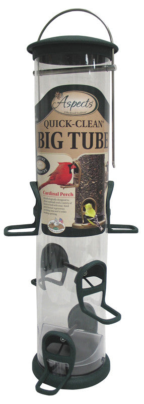 Quick-clean Big Tube Hunter Green (421)