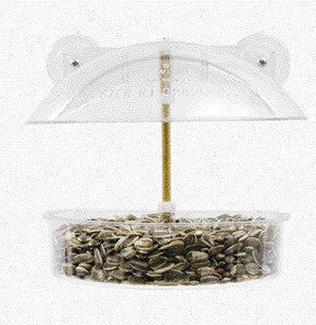 Winner Classic Window Feeder Clear  (W-1)