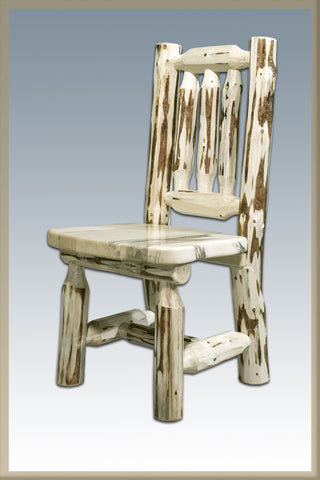 Montana Woodworks MWKKV Child's Chair Lacquered - Peazz.com