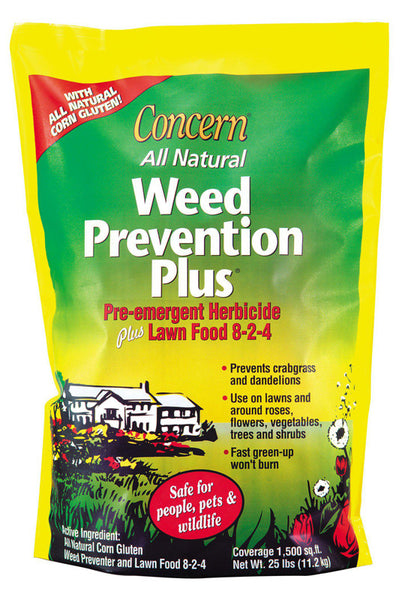 Concern Weed Prevention Plus 25 Pound 97185