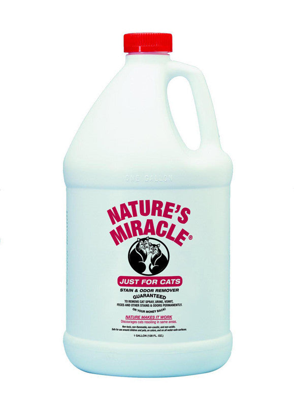 Just For Cats Stain & Odor Remover 1 Gallon (515804)