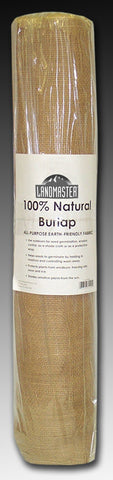 Landmaster Natural Burlap 3 X 24 Foot (37324) - Peazz.com