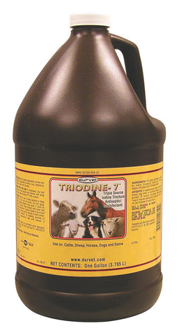 Triodine-7 1 Gallon (001-1810) - Peazz.com